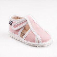 fe0528d98a9a RAK Detské papuče Baby ružová limitovaná kolekcia