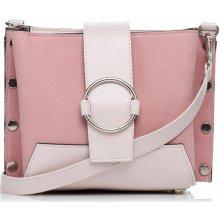 Style dámská kabelka SB383 pudrově růžová fd3b902bc8a