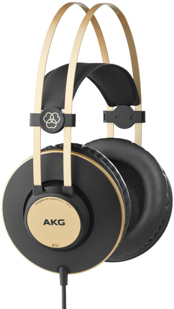 Herné slúchadlá/headset AKG K 92