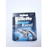Gillette Sensor Excel 10 ks