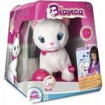 TM Toys Plyšová kočka Bianca interaktivní kočička