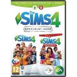 The Sims 4 + The Sims 4 Psi a kočky