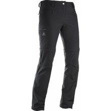 1c4963430 Salomon Wayfarer Zip Pant black 392980 dámské odepínací turistické lehké  kalhoty