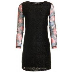 8d38749c4770 Desigual dámské šaty Pichi Ml čierna od 62