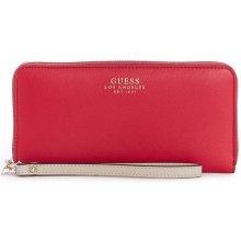 921129601 Guess peňaženka Ella Large Zip-Around Wallet fuchsia