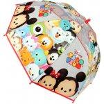 Priehľadný dáždnik Disney Tsum Tsum
