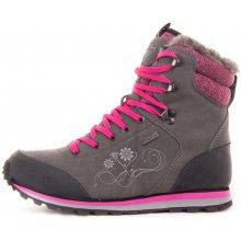 Alpine Pro Xalina dámska zimná obuv cínová a68d39c31b