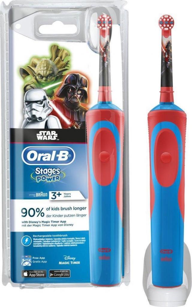 Oral-B Vitality Kids StarWars