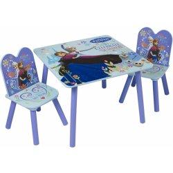 86731cd8c453 JNH Detský stôl so stoličkami Frozen alternatívy - Heureka.sk