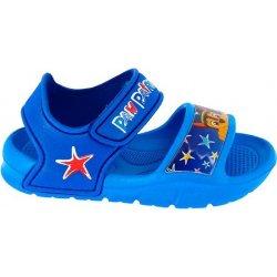 45f332db0 Disney by Arnetta Chlapčenské sandále Paw Patrol modré alternatívy ...