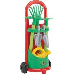 22a837022c430 Vozík so záhradným náradím a krhličkou od 10,95 € - Heureka.sk
