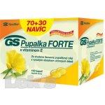 GS Pupalka Forte s vitaminem E 100 kapsúl
