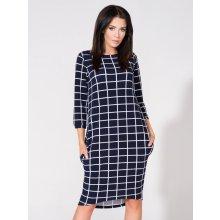54018351e Tessita dámske šaty T148_Navy blue
