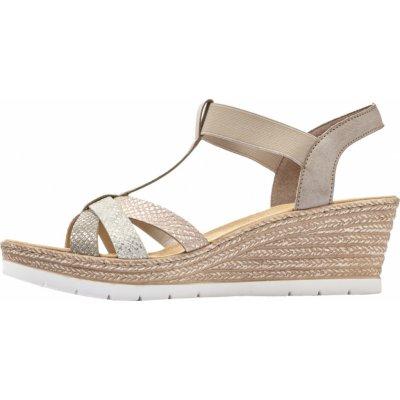 Rieker dámske sandále 61995-64
