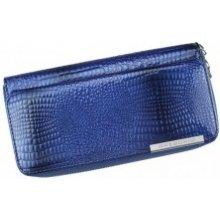 Gregorio Dámska kožená peňaženka GF111 modrá 7811b81ccf7