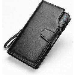 Baellerry pánská peňaženka dlhá čierna alternatívy - Heureka.sk e8a482b5ab4