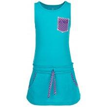 43fce501f15a Dievčenské bavlnené šaty KILPI FANTASIA-W