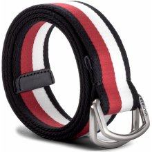 Tommy Hilfiger Opasok Pánsky - Corporate Webbing Belt AM0AM03295 901
