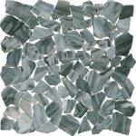 Premium Mosaic Stone Mozaika sivé kamene - STMOSGYW