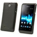 Púzdro Made Xperia Minigel Sony Xperia E čierne
