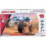 Meccano Clarke a motorky 15v1