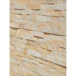 Obkladový kameň Mramor YELLOW - panel-60x15,hr.1-2cm