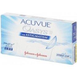 3e71cf942 Johnson & Johnson Acuvue Oasys for Astigmatism 6 šošoviek