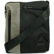 Pierre Cardin pánska taška cez rameno černá