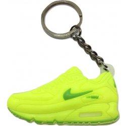 830864a34 Prívesok na kľúče Nike Air Max 90 Neónová žltá od 3,99 € - Heureka.sk