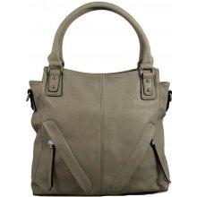 New Berry dámska kabelka do ruky a na rameno M5029 stredne šedá