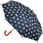 Fulton Detský holový dáždnik meniace farby Junior-4 Water Reactive Stars C724