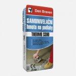 Samonivelačná hmota na podlahy THERMO S300 vrece 25 kg šedá