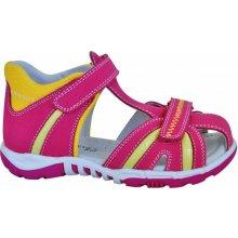 b7443dbe0375 Protetika Dievčenské sandále Karmen ružové