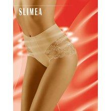 Sťahovacia nohavičky Slimey biele