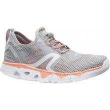 790bfdf51cff0 NEWFEEL dámska obuv PW 500 Fresh na športovú chôdzu sivo-koralová