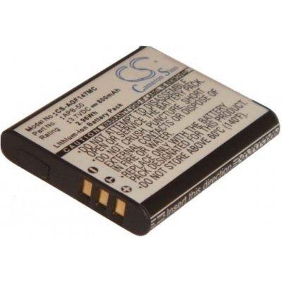VHBW Agfa Optima 147 batéria - neoriginálne