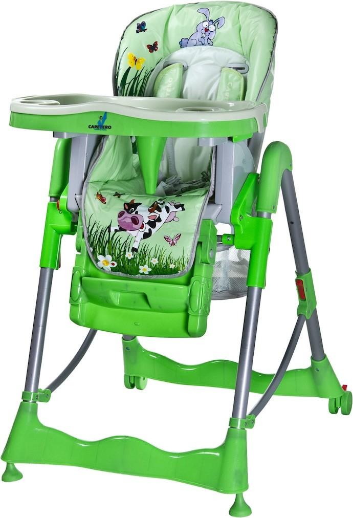acfe532a2127 Detské jedálenské stoličky Caretero - Heureka.sk