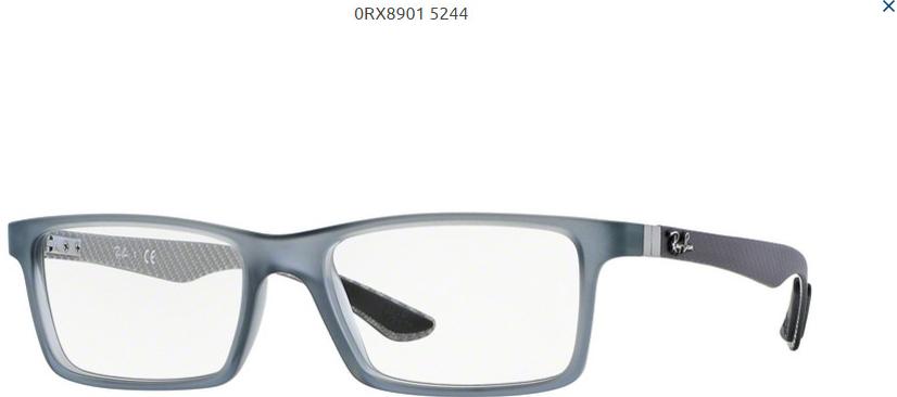 Dioptrické okuliare Ray Ban RB8901 5244 - Zoznamtovaru.sk 1902dfd0215