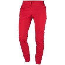 efc859b00f7f Dámske nohavice Northfinder Coraline S červená