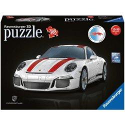 6d008b57a Ravensburger 3D puzzle Porsche 911R 108 ks od 17,55 € - Heureka.sk