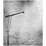 Bridlica - SLATE STRIEBORNÁ - obklad na stenu 100 x 280