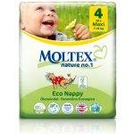 Moltex eko plienky MAXI 7-18 kg 30 ks