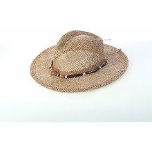 663ce428b Klobúk Indiana z morskej trávy Kbas KB019806