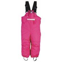 PIDILIDI Dievčenské zimné nohavice ružové