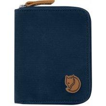 Fjällräven peňaženka Zip Wallet Navy 811ee71be05