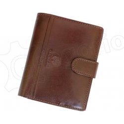 Emporio Valentini Pánska kožená peňaženka 563 PL01 hnedá od 25 3c734475015