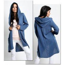 c61868aedba7 Fashionweek Maxi dlhý farebný sveter