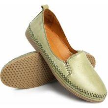 eccc47690144b Batz dámske zdravotné sandále Emma Khaki 19