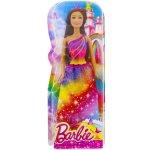 Mattel Barbie Princezná hnedovláska