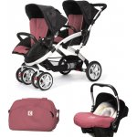 Casualplay Set Stwinner 2 x autosedačka Baby 0plus a Bag Boreal 2015